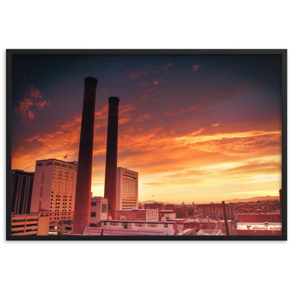 Sunrise Spokane Washington