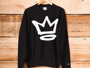 Crown – Champion Sweatshirt