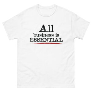 Essential Men's heavyweight tee